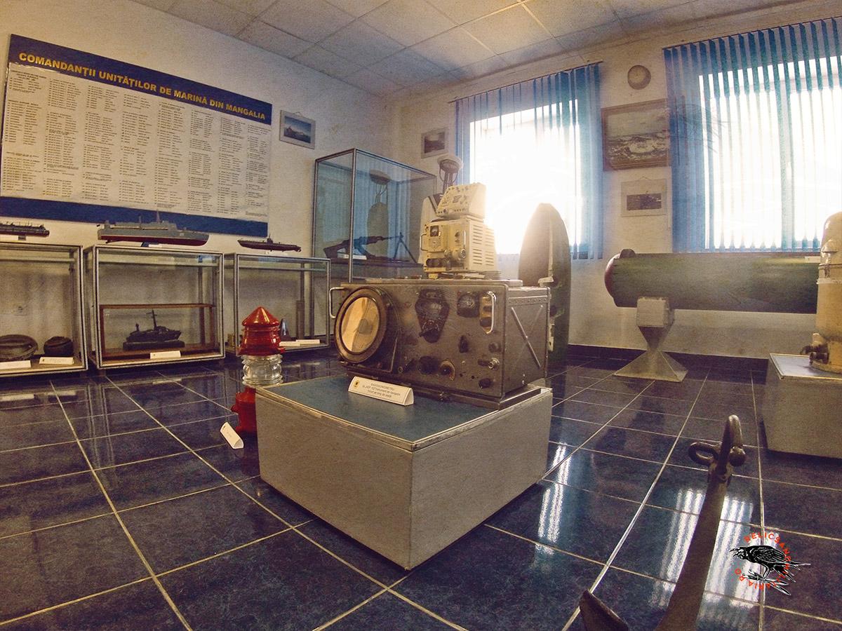 13 Muzeul Marinei Romane Mangalia