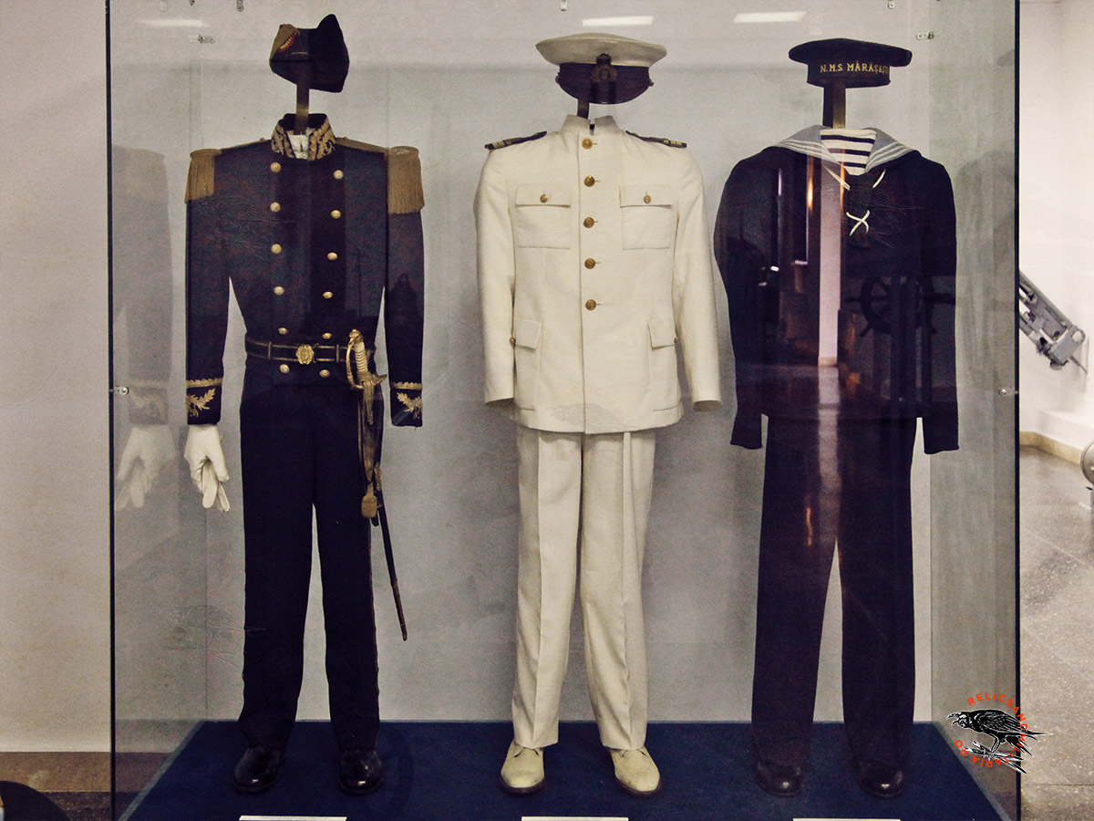Romanian Navy Uniforms
