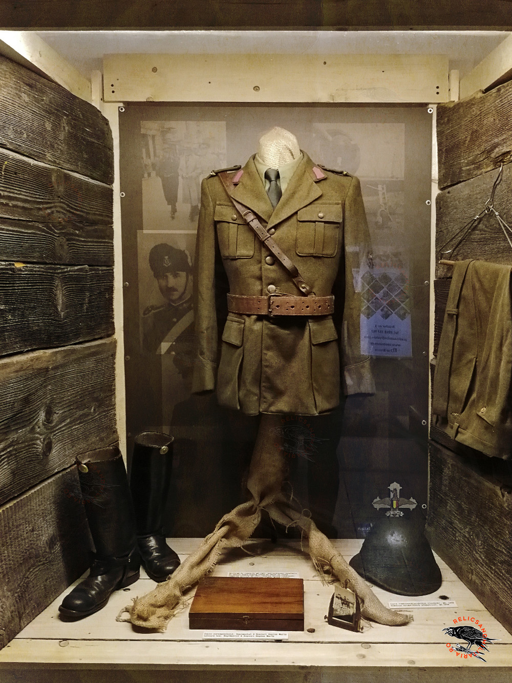 14 Romanian officer WW2 uniform
