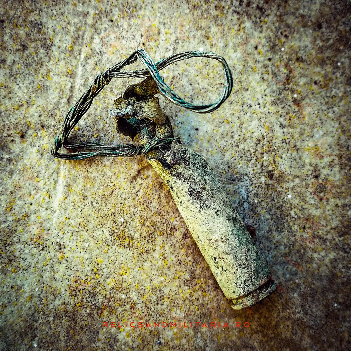 Bullet Trench Art