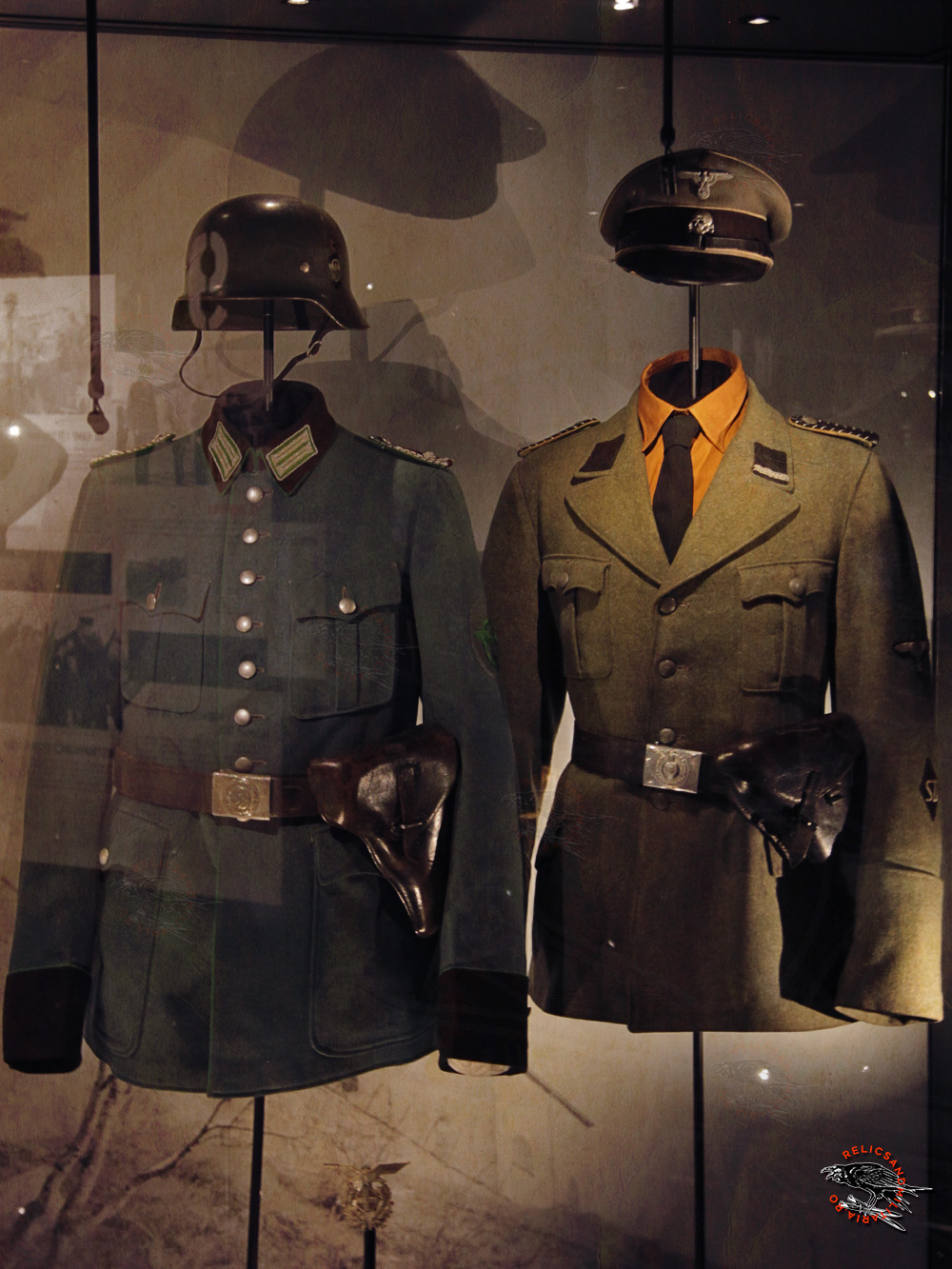 18 ww2 Nazi uniform