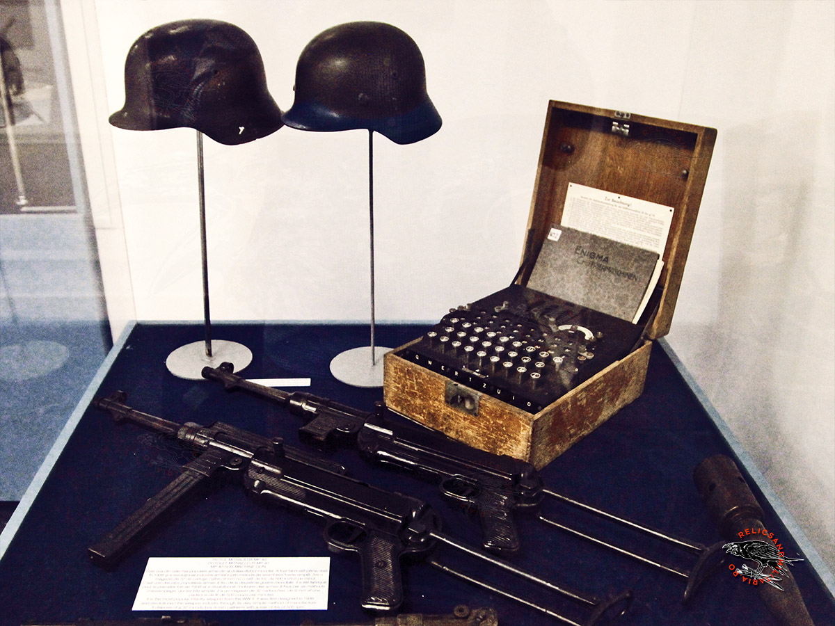 Enigma machine Romania