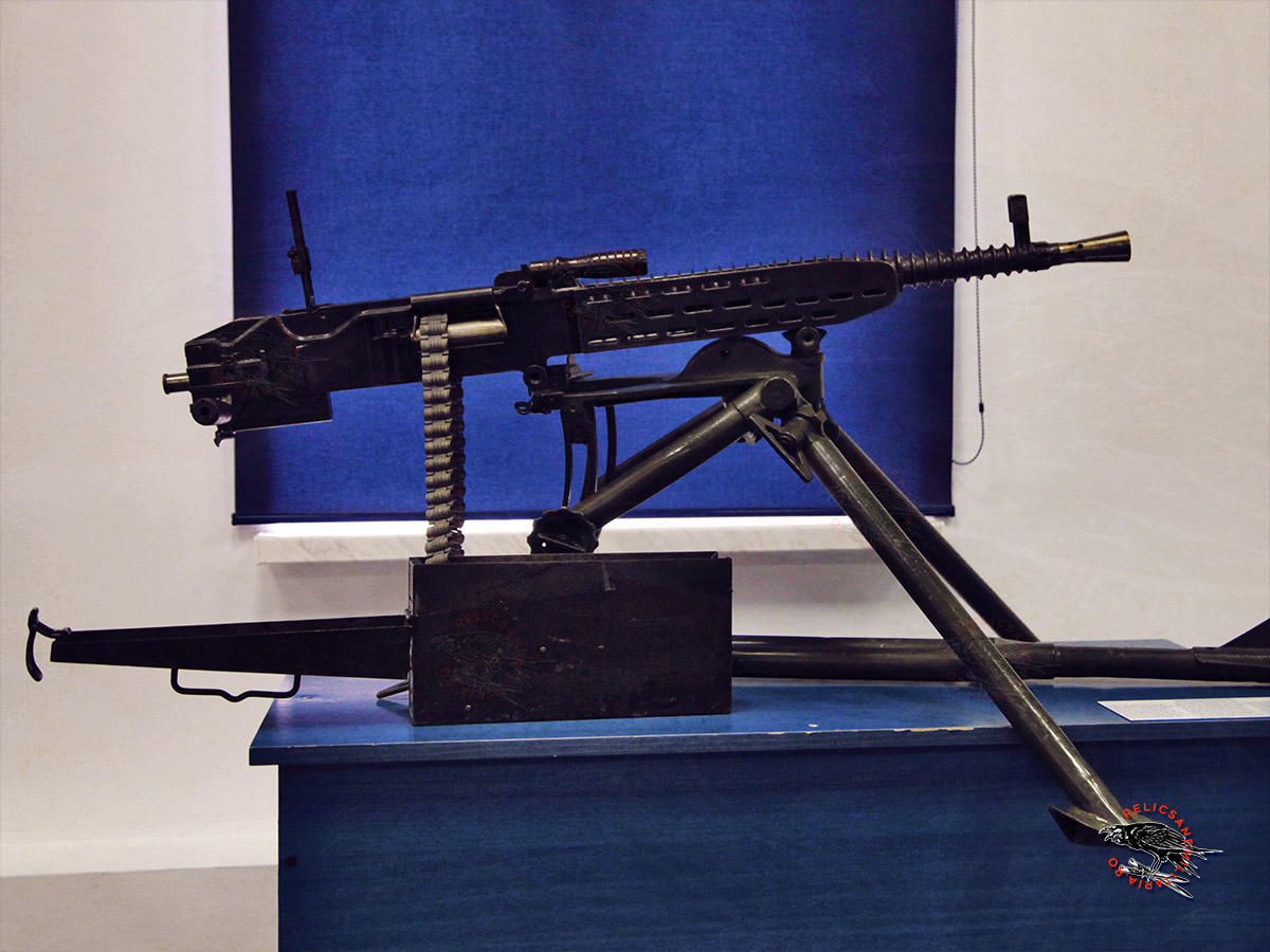 ZB53 VZ53 HEAVY MACHINE GUN 1937