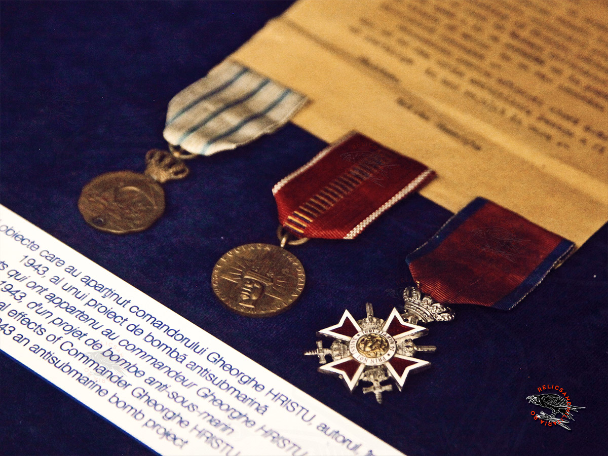 WW2 Romanian decorations