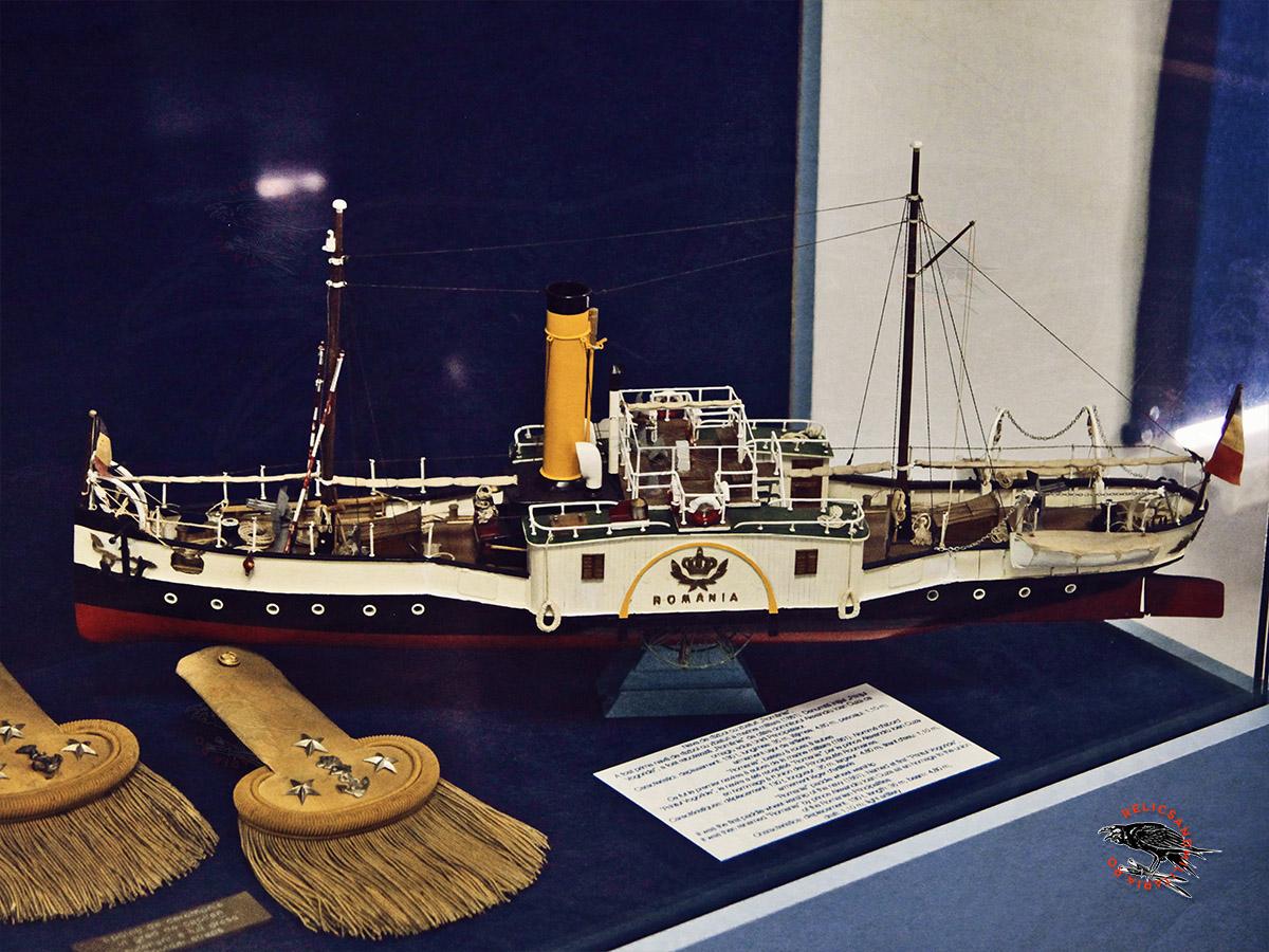 Navy Museum Romania