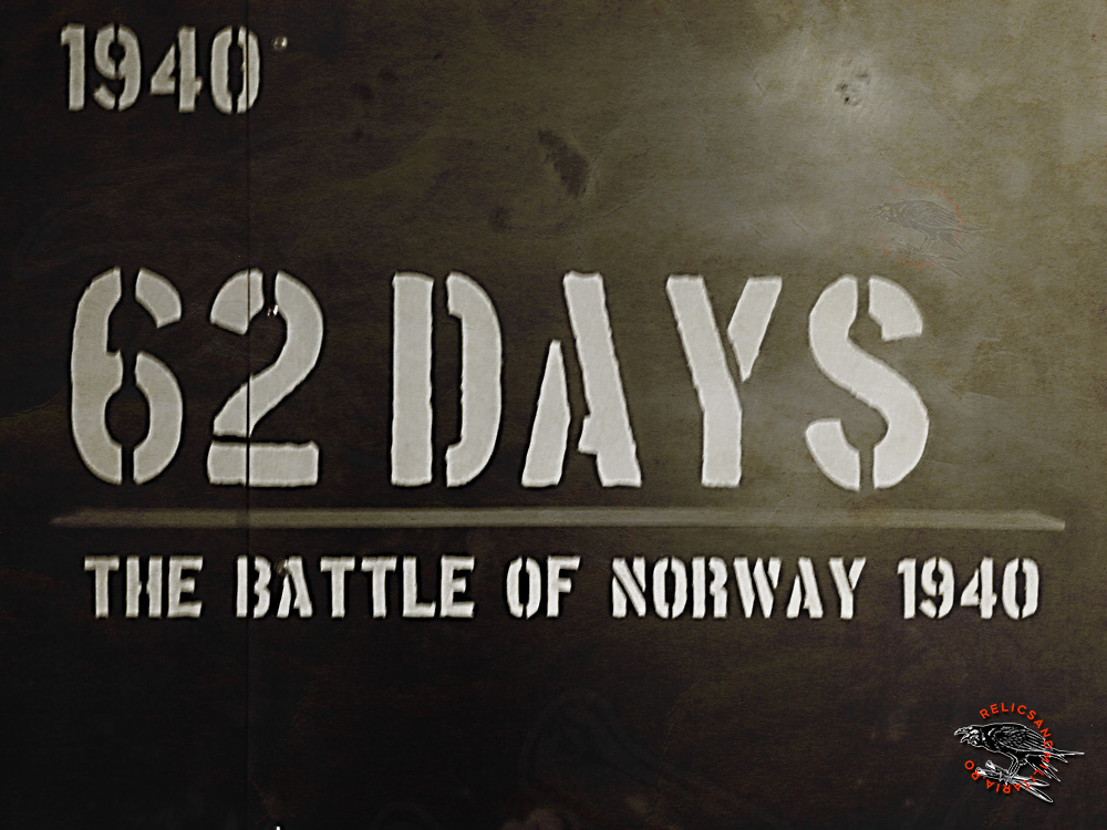6 Battle for Norway ww2 1940