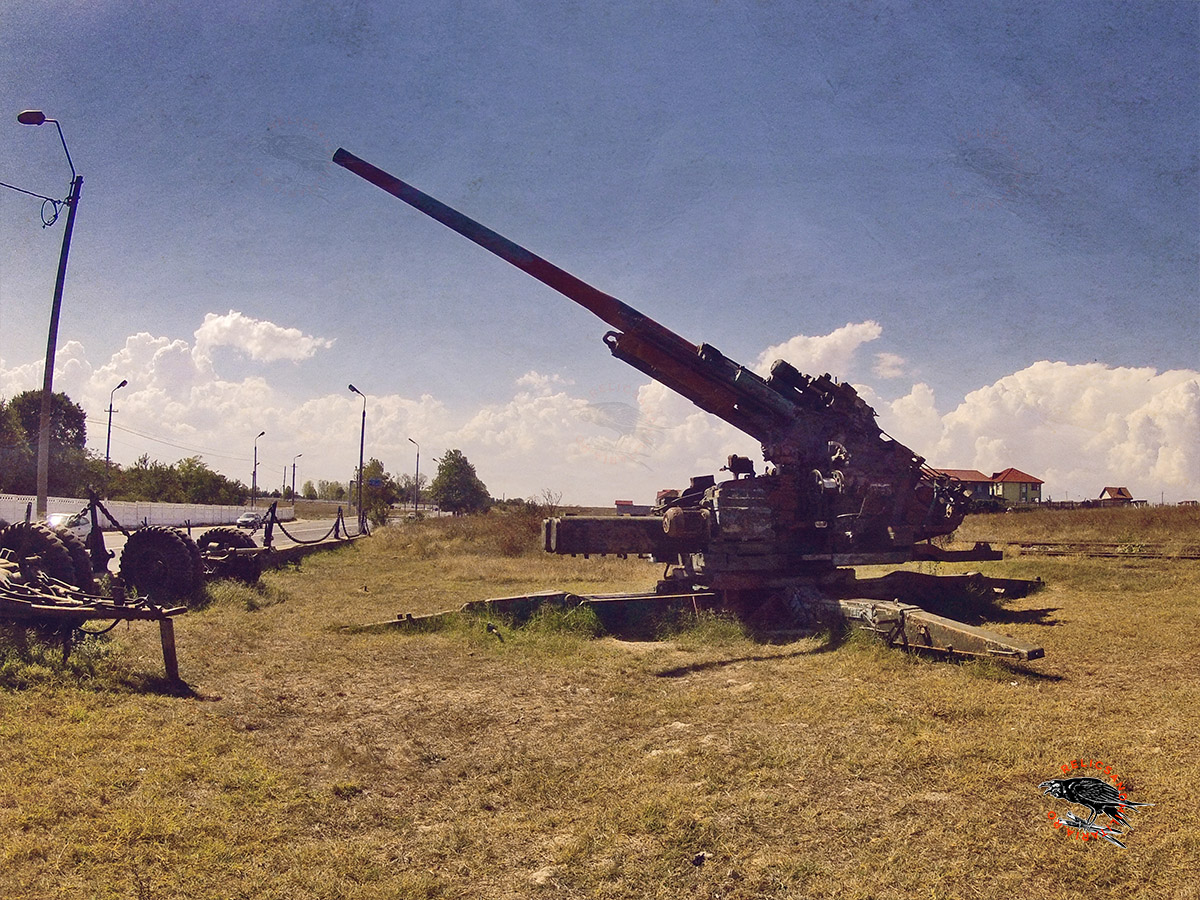 6 Flak in Romanian Navy Museum