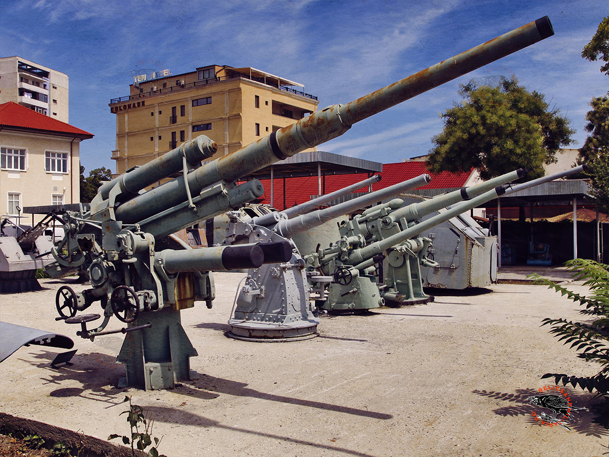 Flak88 Cannon