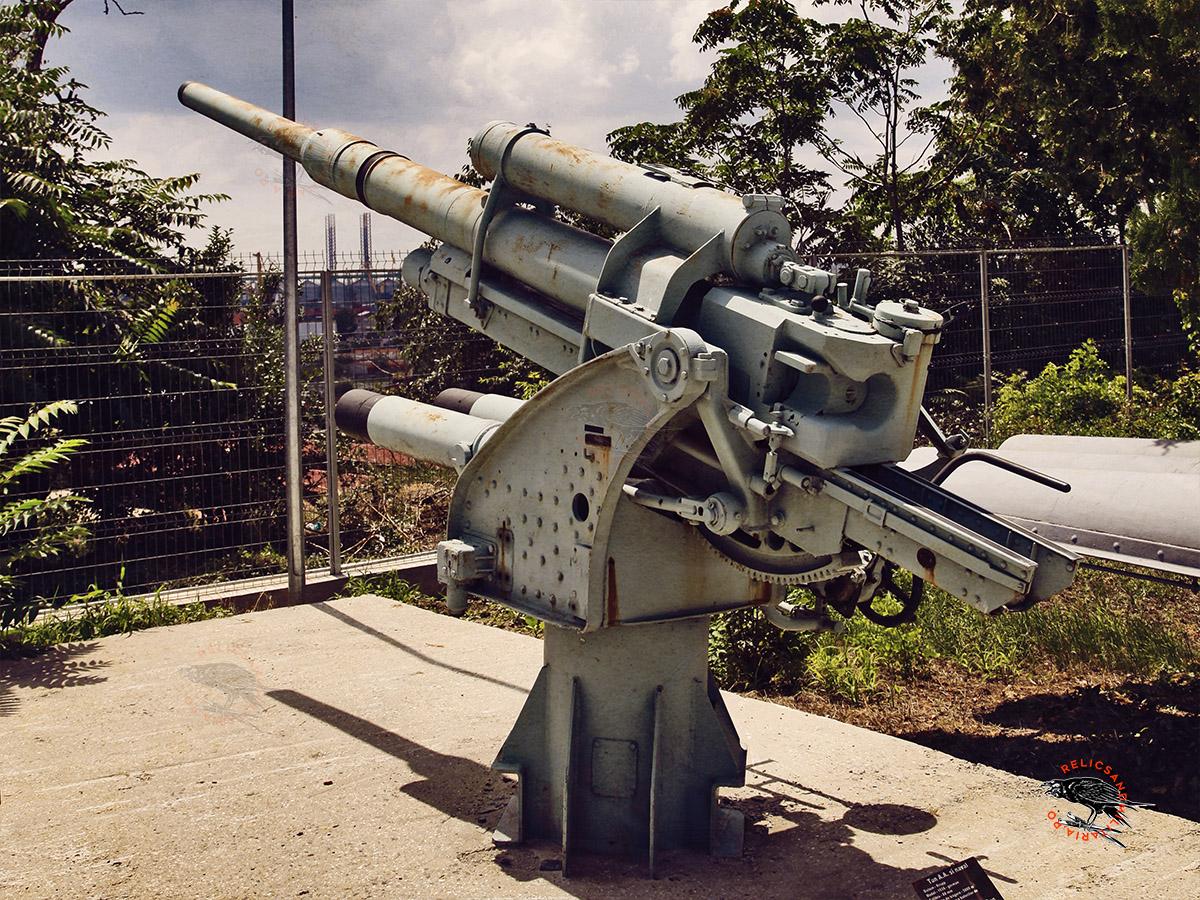 Flak 88 Cannon