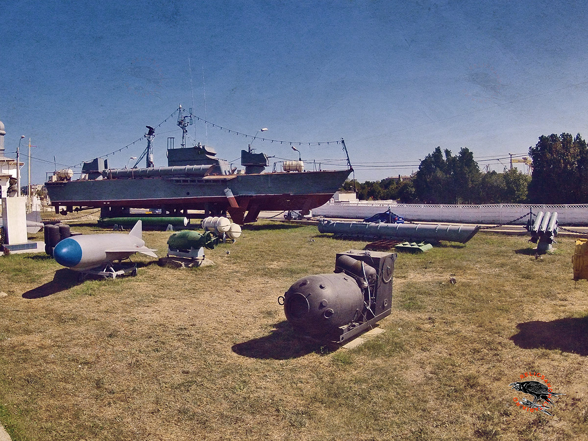 9 Romanian Navy ww2 museum