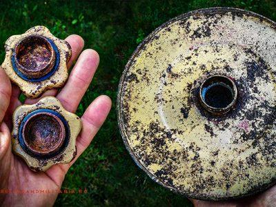 Tellermine 42 and 43 found in Romania