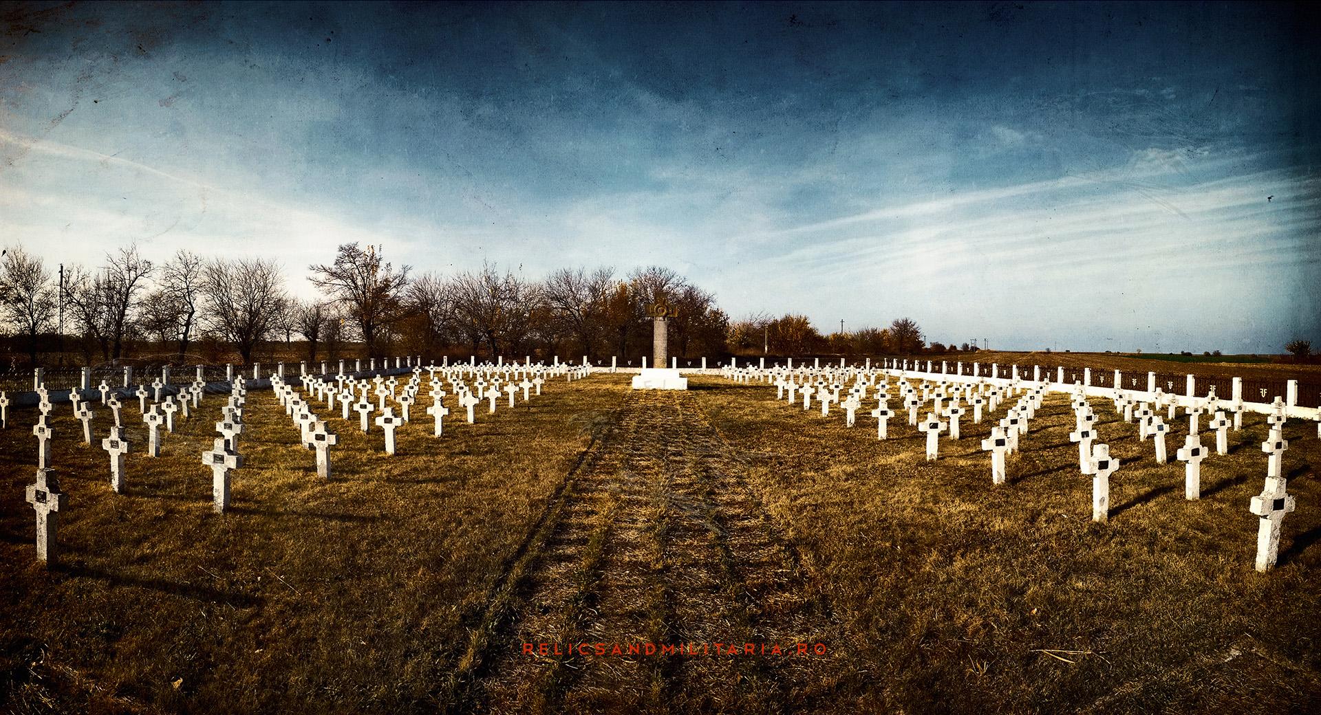 Cimitirul Sarja de la Prunaru