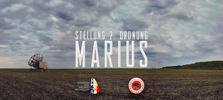 Marius Stellung 2 Ordnung