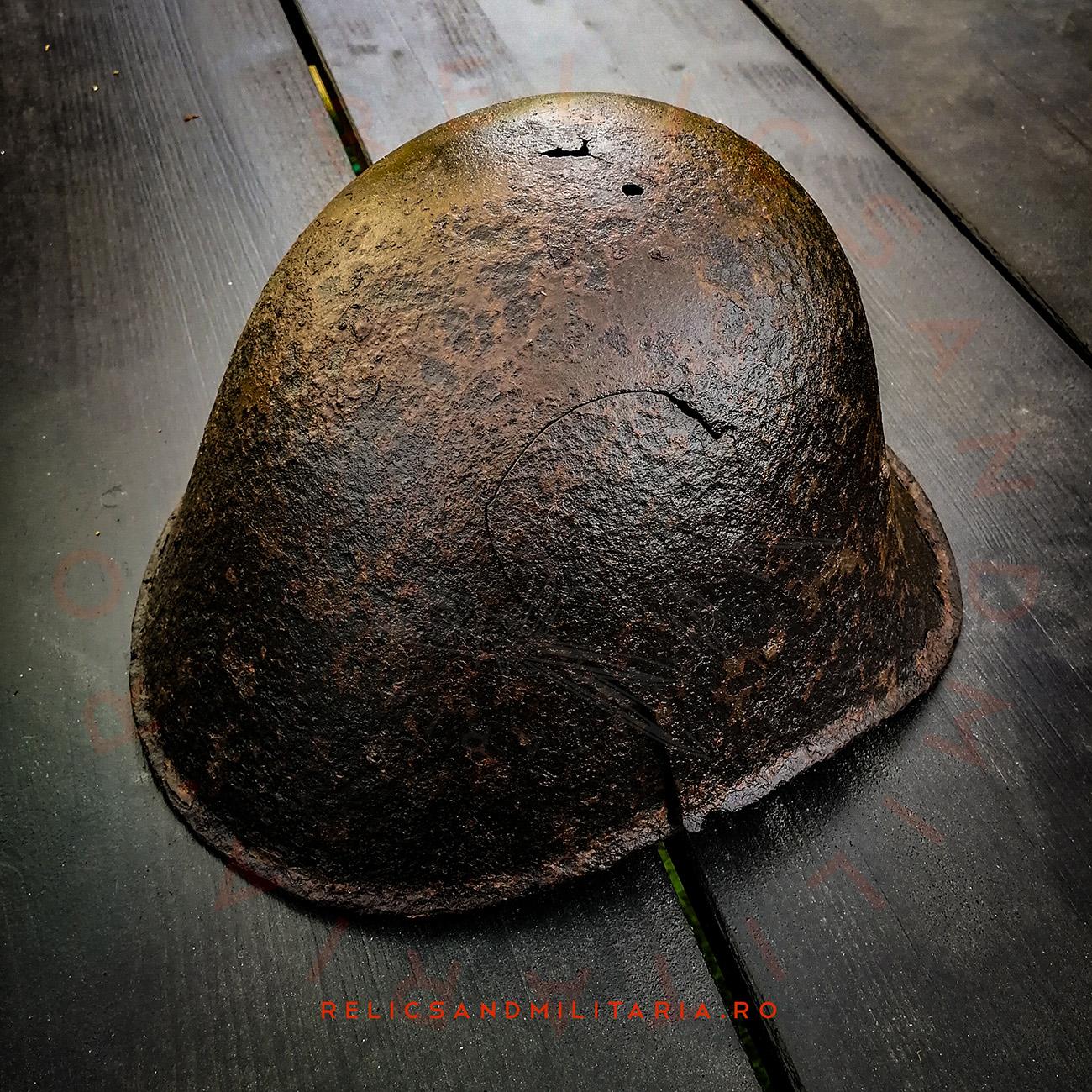 Romanian Army ww2 relic helmet