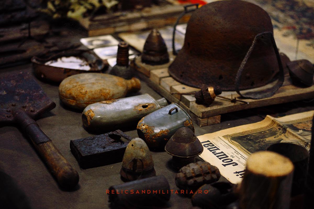 Relicve austro ungare gasite in Romania