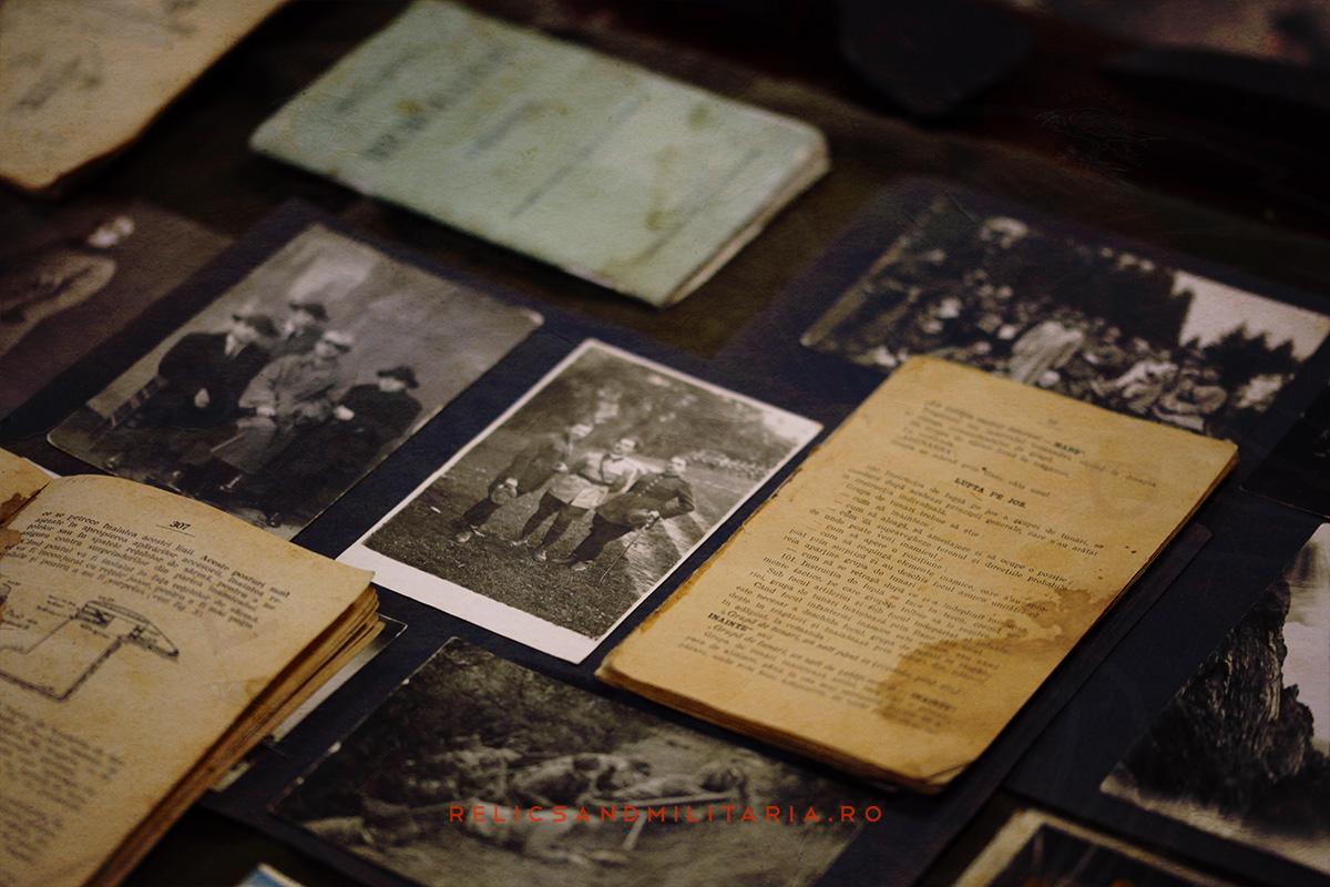 Documente primul razboi Romania