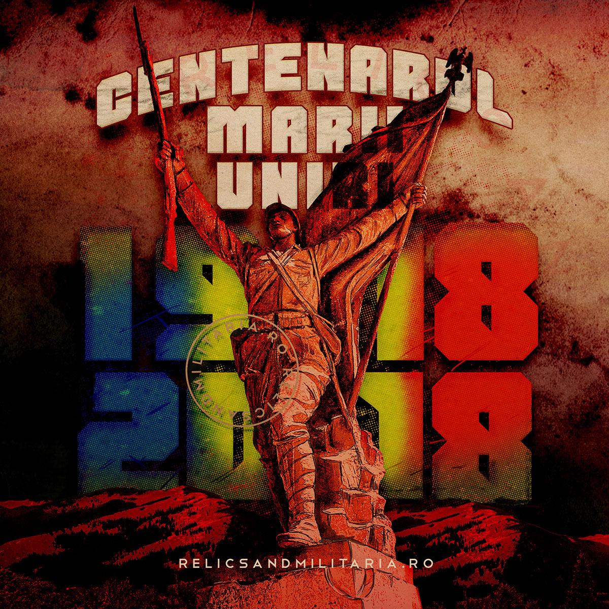 Romania Centenar 1918-2018