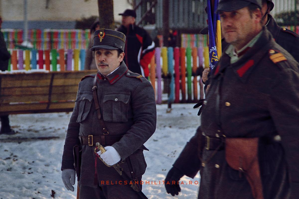 Romania Centenar - WW1 Reenactment Asociatia Culturala Tomis