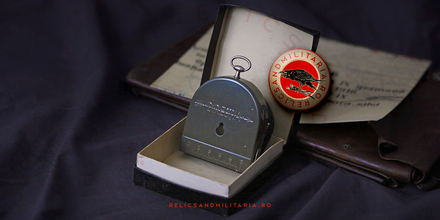 Romanian ww2 Bezard original compass