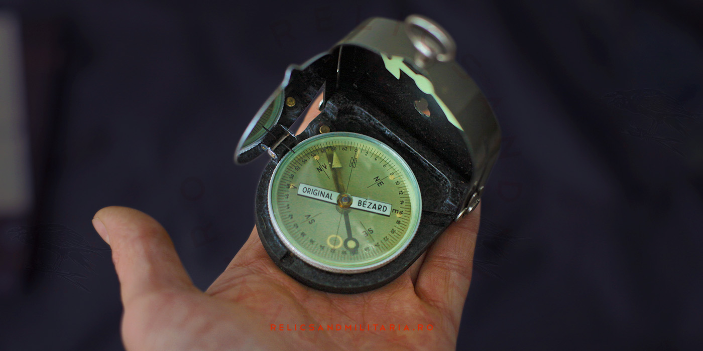 Romanian Army ww2 Bezard original compass