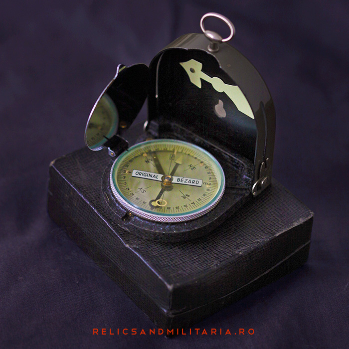 Bezard compass used by the Romanian Army in ww2