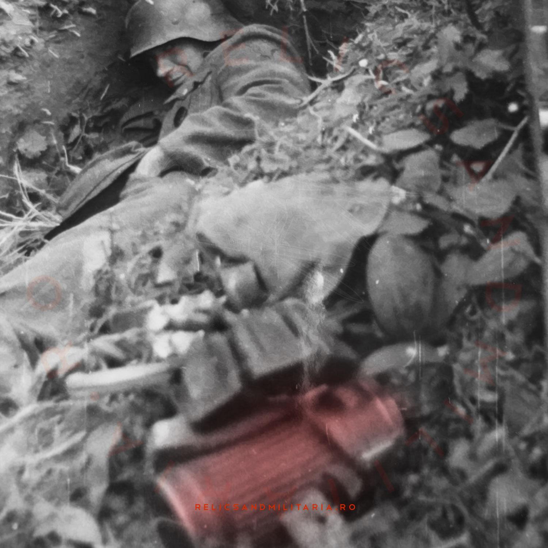 World war two german gas mask types
