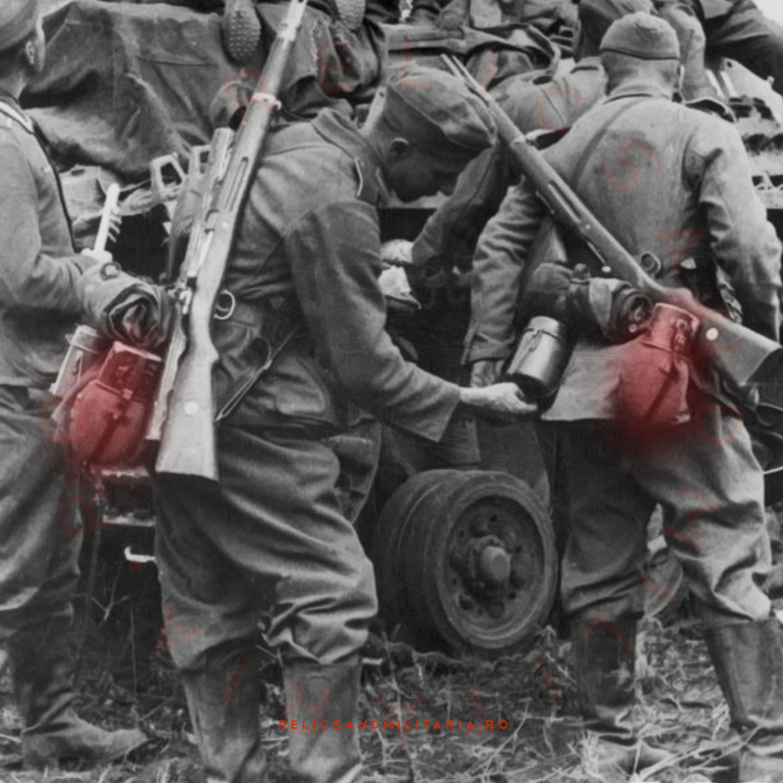 German Army ww2 field gear
