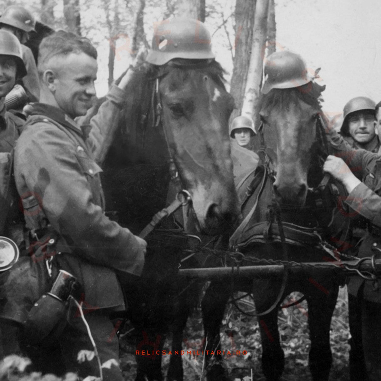 WW2 German Army Wehrmacht horseshoe