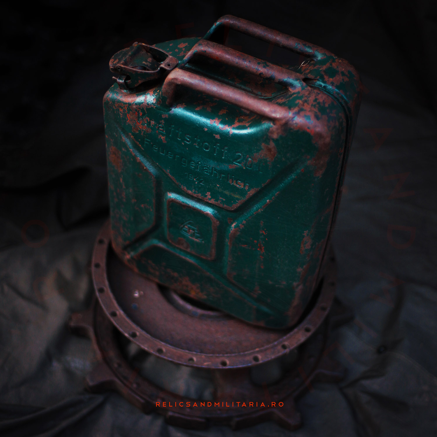 Wehrmacht Jerry Can ww2