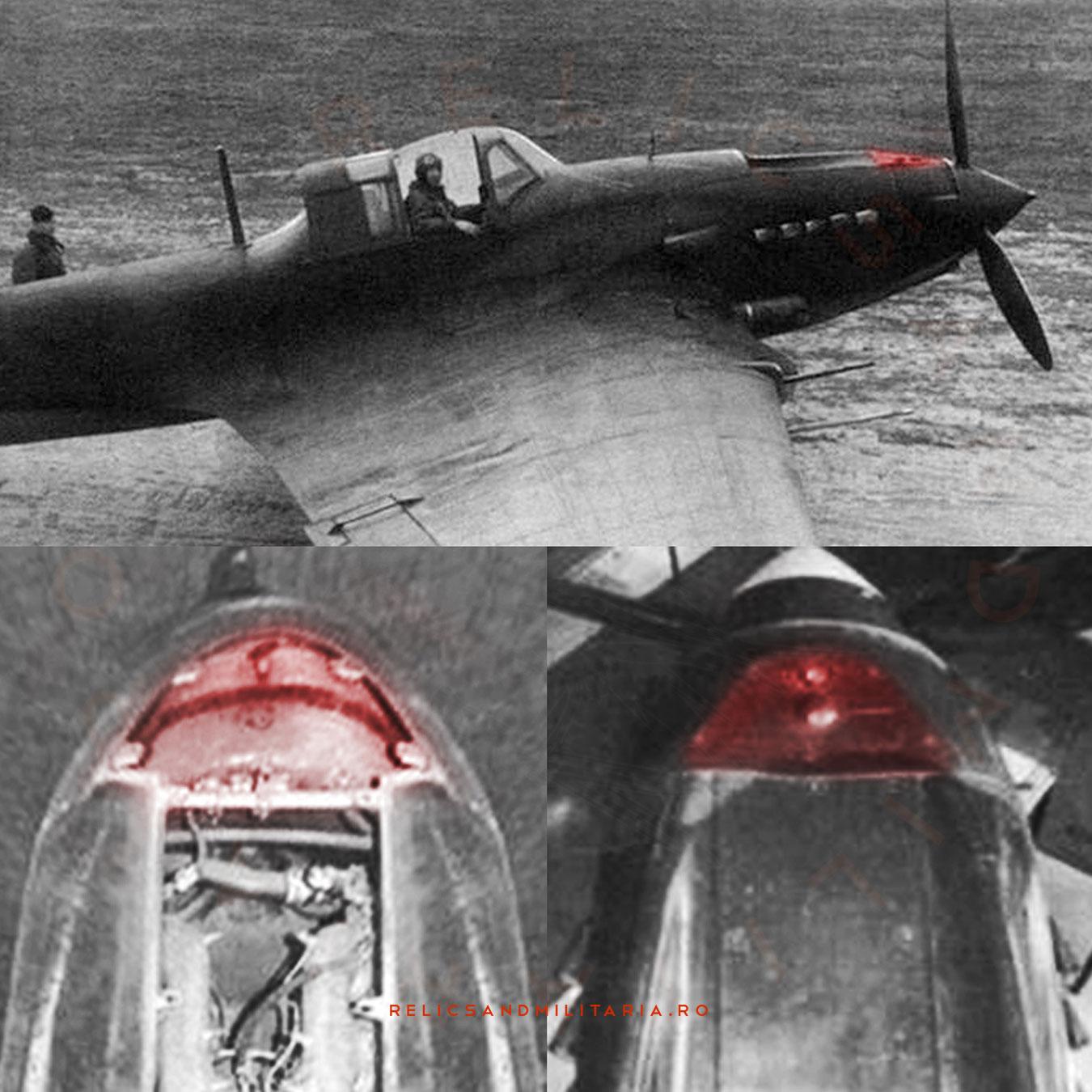 Ilyushin Il-2 Shturmovik Russian ww2 groung attack plane