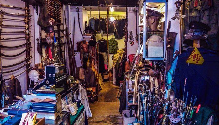 Militaria Shop Stockolm ww1 and ww2