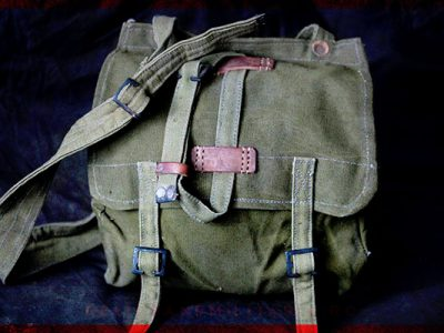 Romanian Army WW2 Militaria Bread Bag