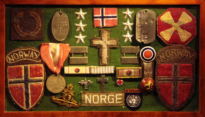 Forsvarsmuseet - Armed forces Museum - Oslo Norway