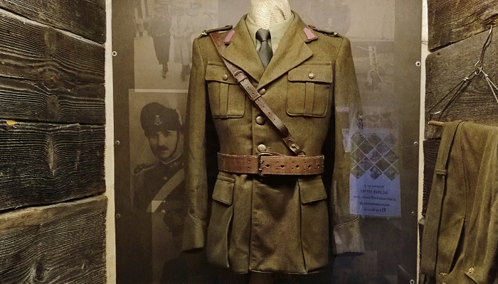 Romanian Army militaria and field gear used in WW2